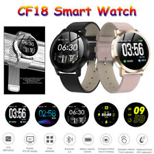 2020 Smart Watch Bluetooth Heart Rate Blood Pressure Fitness Tracker IP67 UK
