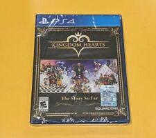 Kingdom Hearts The Story So Far INGLESE GIOCO PS4 NUOVO