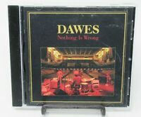 DAWES: NOTHING IS WRONG MUSIC CD, 11 GREAT TRACKS, 2011 ATO RECORDS