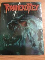 RAWHEAD REX BLU-RAY STEELBOOK LIMITED EDITION OF 4000 CLIVE BARKER NEW FREE SHIP