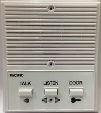 Pacific Apartment Intercom Station 3404 universal replacement  4 wire system