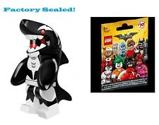 New Lego Batman Movie series - Orca miniifigure Factory Sealed!