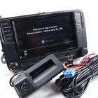 "RCD280 CarPlay MIB 6.5"" +Dynamic Trajectory Backup Camera For Jetta 6/ Tiguan"