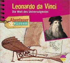 Abenteuer & Wissen. Leonardo da Vinci von Berit Hempel (2014) Cd