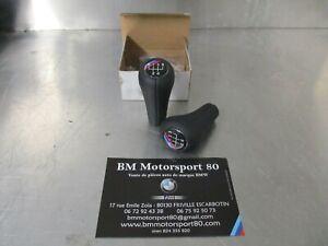 Pommeau de levier de vitesse style m bmw e36 e34 e38 e39 e46 e90 e91 e92
