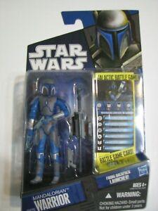 Star Wars The Clone Wars Mandalorian Warrior SUPER RARE