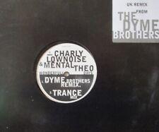 "CHARLEY LOWNOISE & MENTAL THEO - Wonderful Days ~ 12"" Single PROMO"