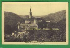 Ansichtskarten vor 1914 aus Sachsen mit dem Thema Burg & Schloss