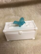 Barbie Swan Lake Doll Accessories - Ivory Colour Opening Treasure Chest Box