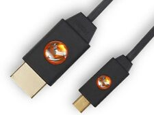 Atlona AT-LCM-9 LinkConnect High Speed Micro HDMI to HDMI Cable w/Ethernet 9ft