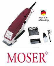 Moser Profi Haarschneider EDITION 1400 bordeaux, Haarschneidegerät Trimmer 42101