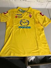 New With Tags 2011 ACF Fiorentina Yellow Jersey Lotto  Size Medium