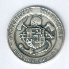 More details for netherlands.  utrecht provincial fire brigade union 20-year membership medal