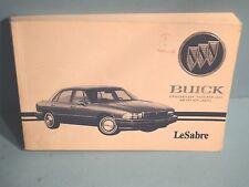 valuemanualsrus ebay stores rh ebay com Buick LeSabre Buick LeSabre