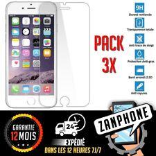 iPhone 6+ 3X VERRE TREMPE Film De Protection Ecran Intégral TRANSPARENT