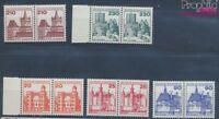 BRD 995-999 waagerechte Paare postfrisch 1978 Burgen und Schlösser (7977280