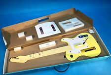Wii Nyko Frontman Yellow 'Telecaster' Guitar Collectable Rock Band Guitar Hero
