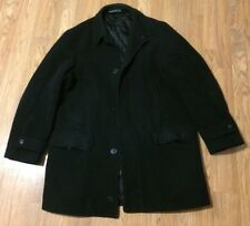 RALPH LAUREN Men's Wool Blend Double-Breasted Pea Coat Size 42L