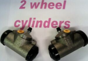 Rear wheel cylinders Buick, Oldsmobile 1938 1939 1940 -for your brake job,save $