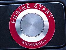 Richbrook Pro-Start Push Button Ignition Start Switch Keyless Fitting Kit