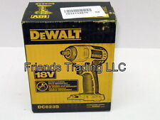 """DeWALT 18V 18 Volt Lithium Ion or Nicd 3/8"""" Drive Cordless Impact Wrench DC823"""
