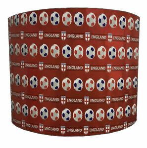 England Football Lampshades Ideal to Match England Duvets & England Wall Decals.
