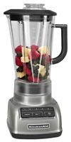 KitchenAid KSB1570CU 5Speed BLENDER 60oz DIAMOND PITCHER - Contour Silver 1575CU