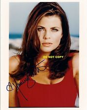 YASMINE BLEETH 8X10 AUTHENTIC IN PERSON SIGNED AUTOGRAPH REPRINT PHOTO RP