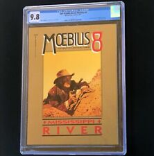 Epic Graphic Novel Moebius #8 💥 CGC 9.8 - 1 of 3! 💥 Marvel Jean Giraud 1991