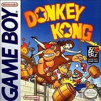 DONKEY KONG GAME BOY COSMETIC WEAR