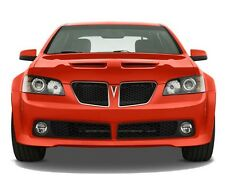 GENUINE GM Commodore VE Pontiac G8 GT Vented Bonnet & Front Bar Kit - UNPAINTED