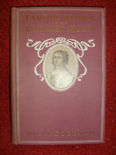 Famous Women Of The Reformed Church by J.I. Good - 1901 first edition