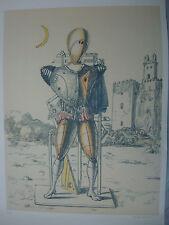 GIORGIO DE CHIRICO STUPENDA LITOGRAFIA PUBLICATA CM 50X70 rabarama,kostabi,arman