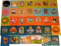 Lot de 34 Cartes SIMPSON à Collectionner, neuves, COLLECTOR Lot N° 002