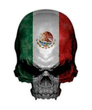 Mexico Skull Decal - Mexican Eagle Hope Unity Blood Sticker