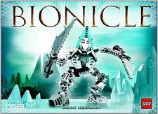 Lego 8619 - Bionicle: Vahki - Vahki Keerakh - 2004 - No Box