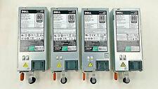 Lot 4x Dell D750E-S6 750W 0G6W6K 0953MX 0V1YJ6 08H33M 0W8R3C POWER SUPPLY