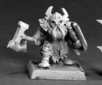 Reaper Miniatures - 14173 - Gargram, Dwarf Sergeant