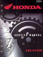 Honda CBR 1000RR Service Repair Maintenance Workshop ***PDF*** Manual 2004-2005