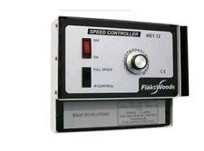 Flakt woods speed controller