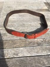 7a4c463a2320e2 TED BAKER BELT Real Leather Size 34