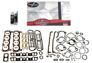 Full Engine Gasket Set for 1986-1995 Ford 302 5.0L Car Truck Mustang Ex. Cobra