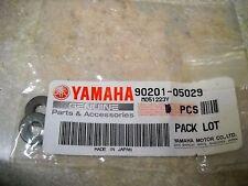 NOS OEM Yamaha Fender Plate Washer 1977-2005 SR50 FM80 T175 90201-05029