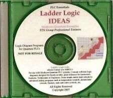 Ladder Logic Ideas PLC Training Labs Modicon-Quantum Logic Programs Quantum