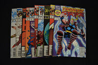 Thunderstrike Comic Books 10 Lot 1 2 3 4 5 6 8 9 11 12 VF NM Spider-Man