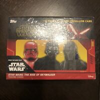 2019 Topps - Star Wars - Rise Of Skywalker - Collectible Cards - 61c Blaster Box