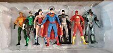 DC Collectibles Justice League 7-Pack Action Figure Box Set  - Amazon return