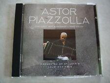 ASTOR PIAZZOLLA ♫ Concierto para Bandoneon, etc. ♫ Lalo Schifrin - TOP!