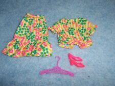 1966 Original Barbie and Francie Fashion- Color Magic Fun #4041