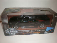 1/18 2001 Harley - Davidson Ford F-150 Super Crew Pickup / ERTL American Muscle